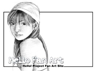 hello project fan art site